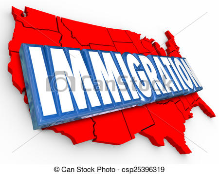 America clipart naturalization Clipart Word USA Word Art