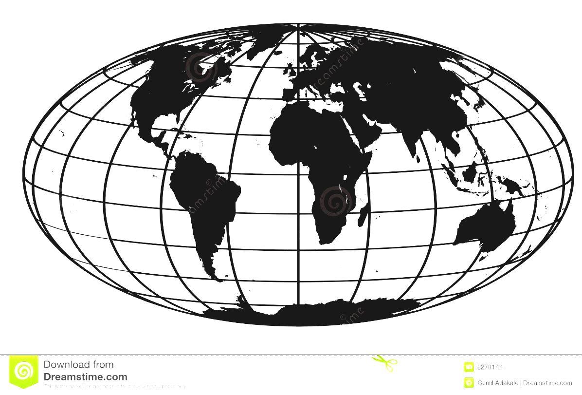 Continent clipart world atlas Stroke Amp University  Local