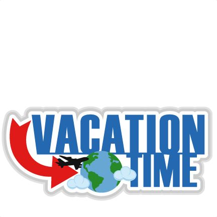 Vacation clipart Find about and clipart Vacation