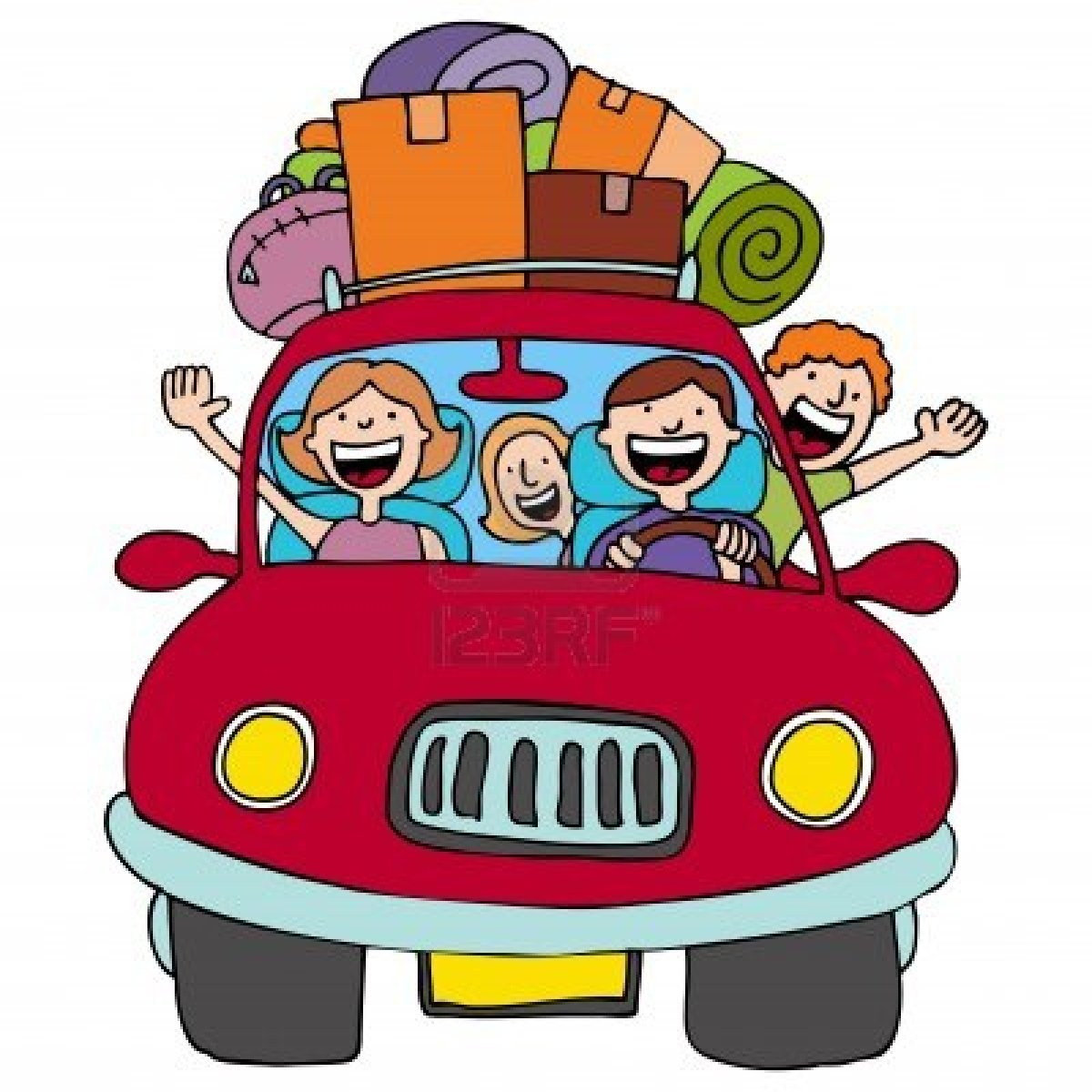 Vacation clipart family tourist Vacation art com free images