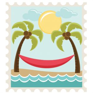 Coast clipart Files Digital Scrapbooking Travel/Vacation ·