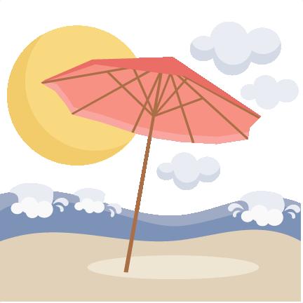 Vacation clipart cute beach  Clip on Clip Cute