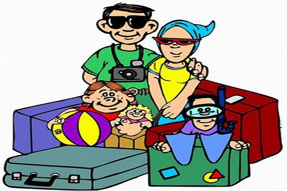 Vacation clipart family tourist And Best Guide Tips Vacations