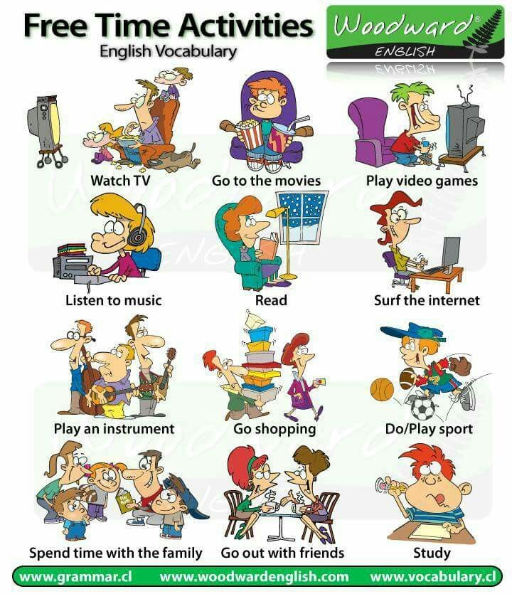 Vacation clipart free time activity On Free DESCRIBING best 26