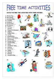 Vacation clipart free time activity Time free con AND