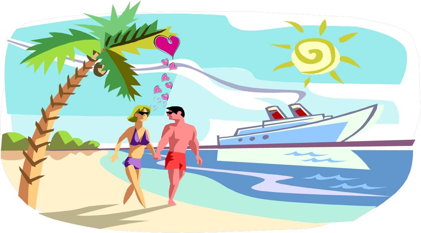 Vacation clipart honeymoon JO Wooing Social Back Branding