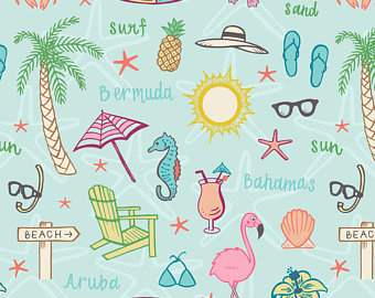 Vacation clipart let's go Beach Cotton to Summer Jaymehennel