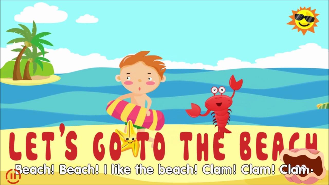 Vacation clipart let's go World BeeBo go beach BeeBo