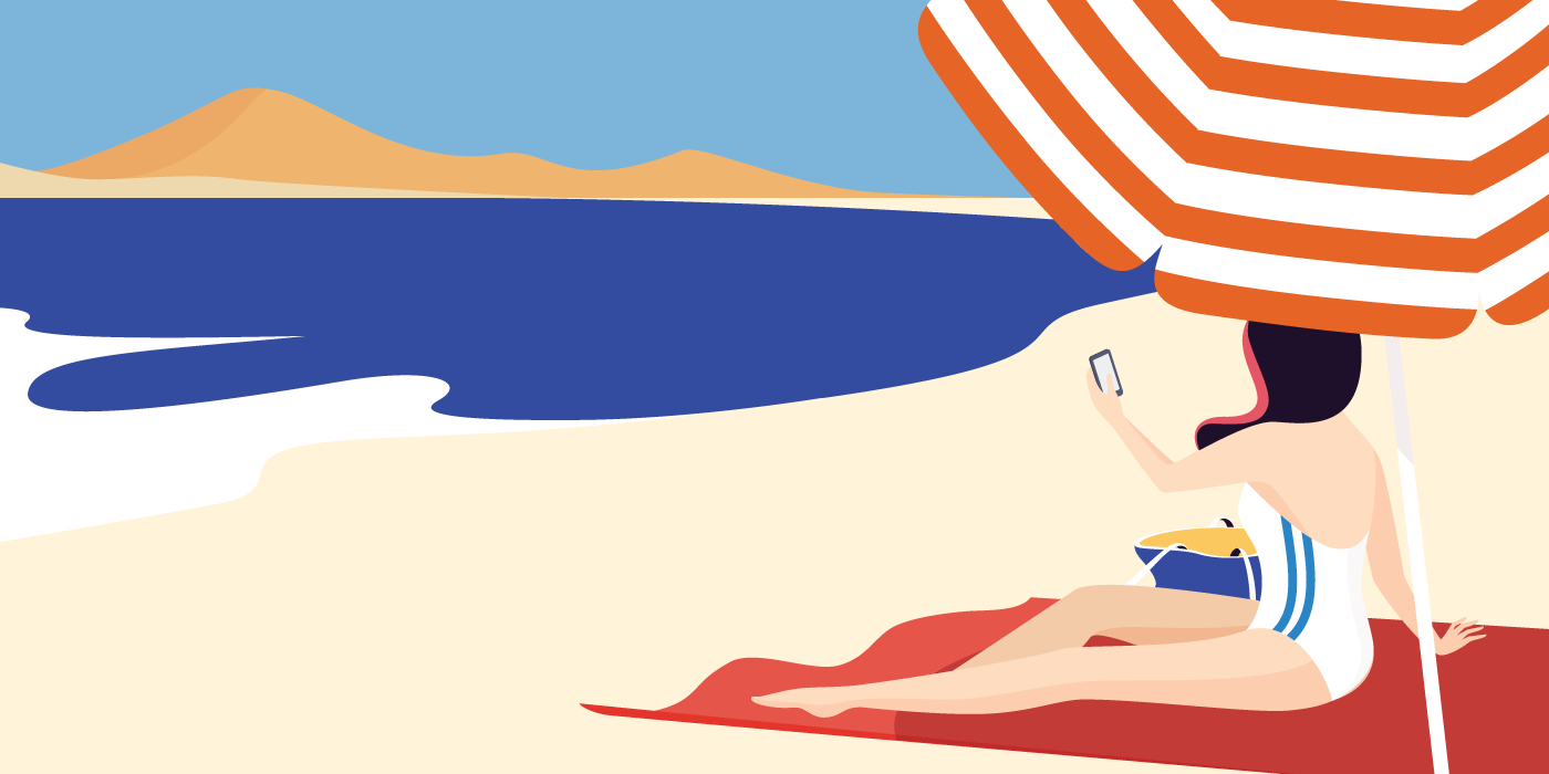 Vacation clipart next Next Beach Your Survives Vacation