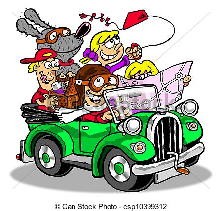 Vacation clipart road trip Clipart vacation road Clipart Info