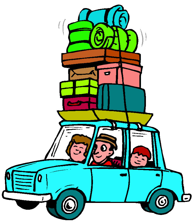 Vacation clipart road trip Road your Car trip clipart