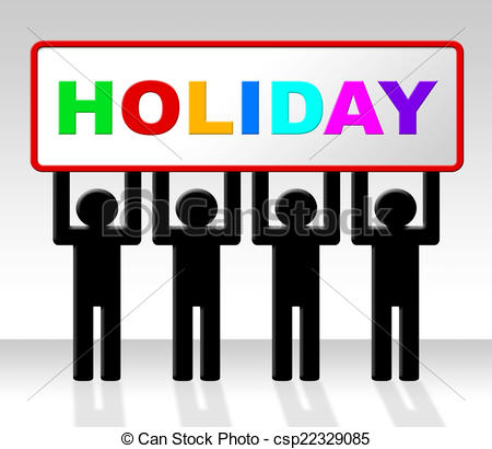Vacation clipart vacation leave Means Go Advertisement of And