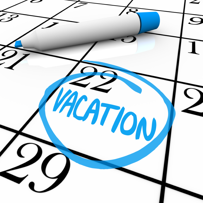 Vacation clipart vacation leave And Paid All Rules Vacation