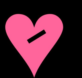 Hearts clipart arrow clip art Heart Heart Image Download Art