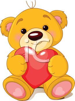 Teddy clipart valentines day teddy bear Bear bear valentines Valentine clipart