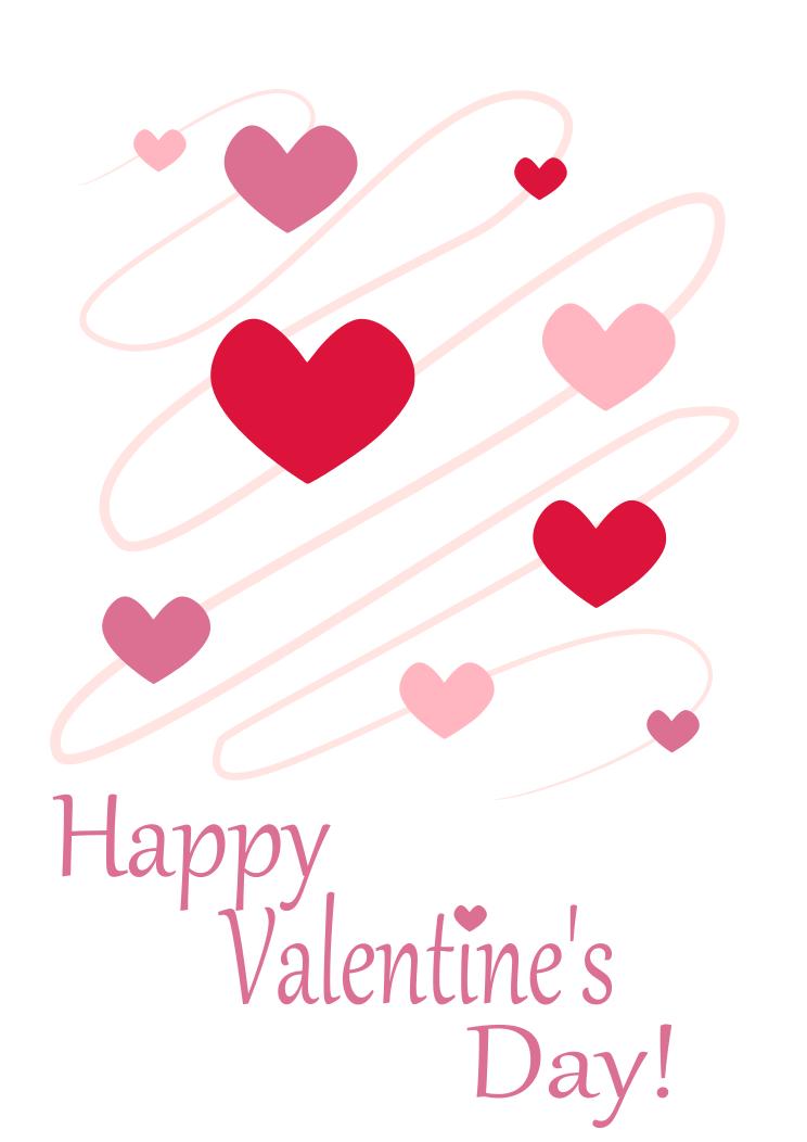 Card clipart valentine card Free Clip Free Card Art