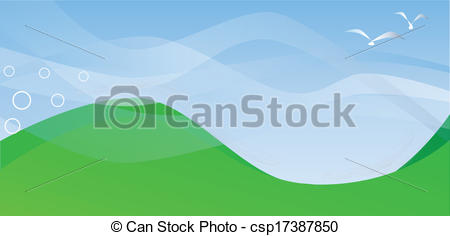 Drawn hill rolling hills Rolling Clip Vector  Rolling