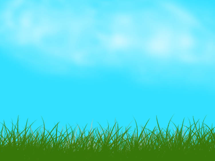 Outside clipart grass sky Grass com WallpaperSafari Sky Pixblix