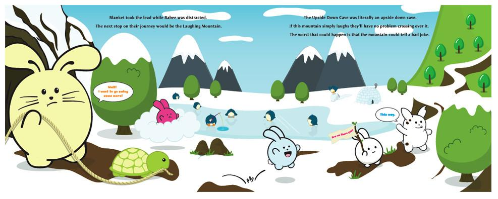 Valley clipart story mountain And Vol the the by