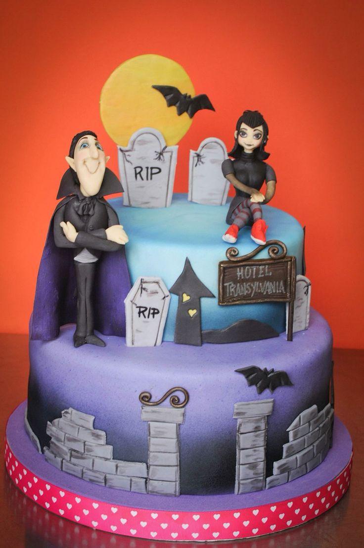 Vampire clipart birthday cake Hotel #dracula on Best ideas