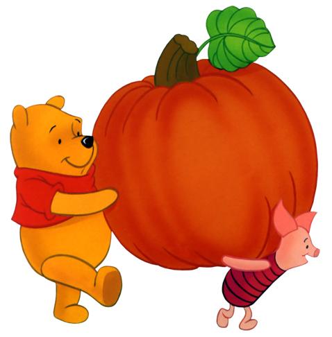 Bear clipart autumn #5