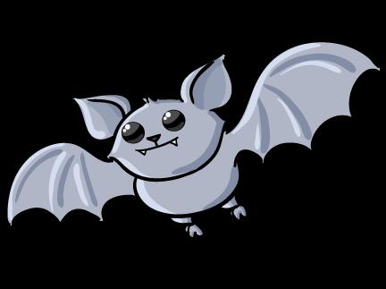 Animl clipart bat Bats #7822 clipart Friendly clipart