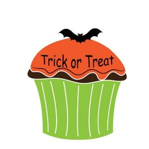 Vanilla Cupcake clipart animated Images Halloween Panda Clipart halloween
