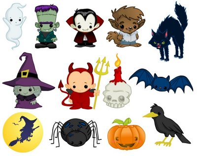 Rat clipart halloween #10