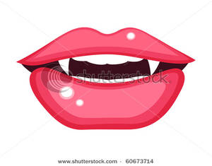 Vampire clipart mouth Fangs Image: Image: A Vampire's