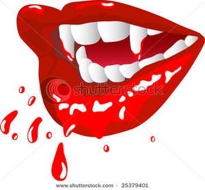 Blood clipart blood drip Lips Off Red Clipart Off
