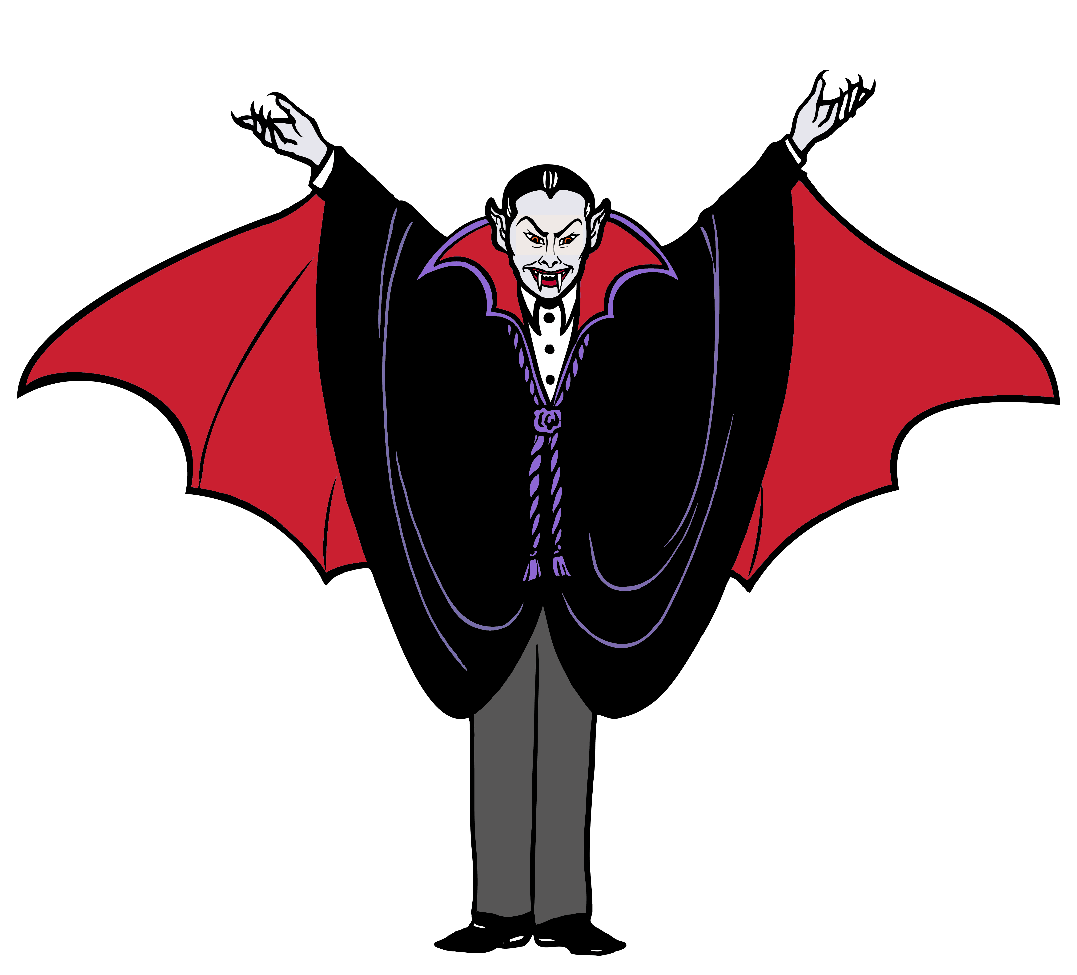 Dracula clipart halloween food Quality Vampire Clipart full View