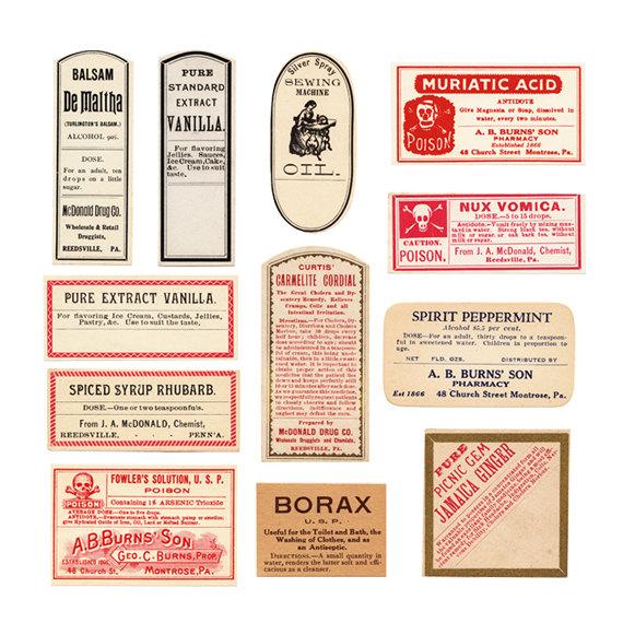 Vanilla clipart apothecary Apothecary a file Clip