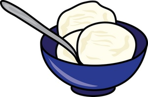 Vanilla clipart ice lolly Ice image 3 image bowl