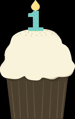 Vanilla Cupcake clipart Art Cupcake First Clip Cupcake