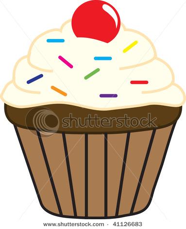 Vanilla Cupcake clipart HD cakepins Pinterest Clip Cup