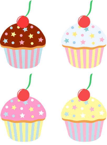 Chocolate clipart strawberry cupcake Clipart Cute Images Clipart Free