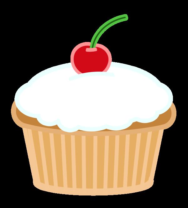 Vanilla Cupcake clipart animated  Free Free Quick Clip