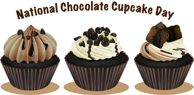Vanilla Cupcake clipart choclate Cupcakes Free and Free and