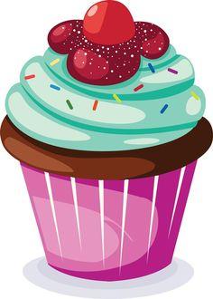 Vanilla Cupcake clipart deviantart Pesquisa on  and CLIPART