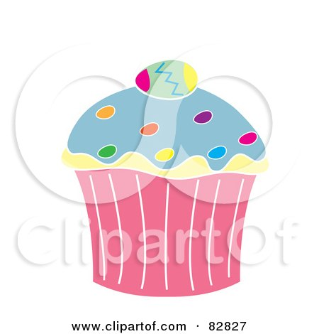 Vanilla Cupcake clipart easter cupcake Cupcakes Easter cupcake clipart collection