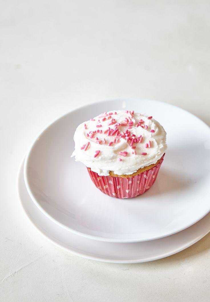 Vanilla Cupcake clipart one cupcake Cupcake images Cupcake One ideas