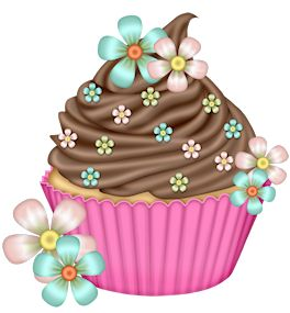 Vanilla Cupcake clipart pretty cupcake Images 308 ClipartFood cupcakes best