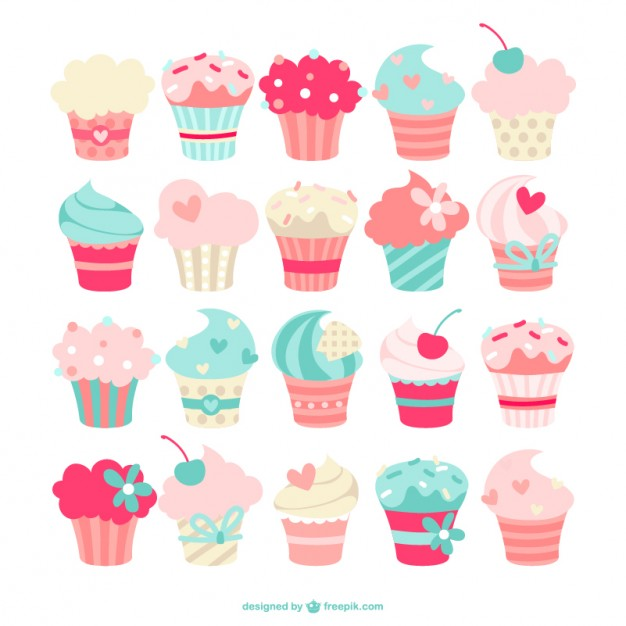 Vanilla Cupcake clipart sale sign Cupcakes sign signs and Collection