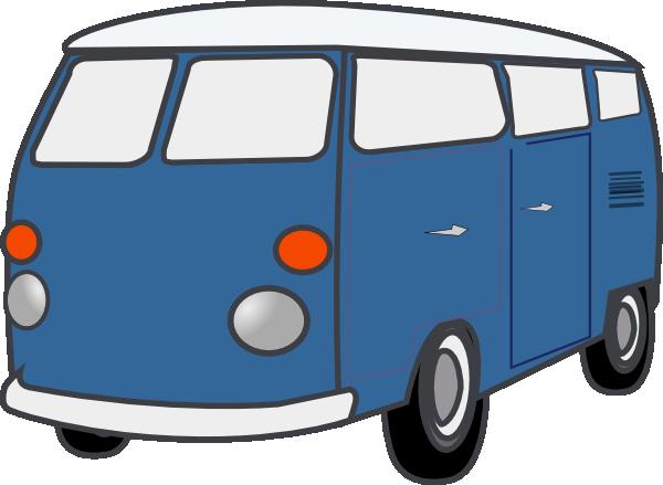 Blue Car clipart blue van Clip Clipart Van Art Panda