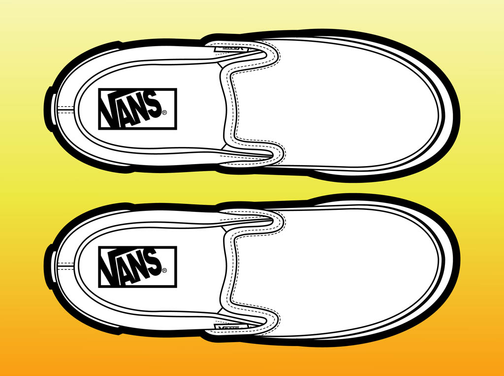 Vans clipart vans shoe Picture on Of  Clip
