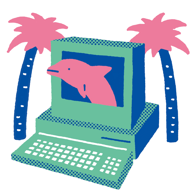 Vaporwave clipart Recent The Microgenres History of