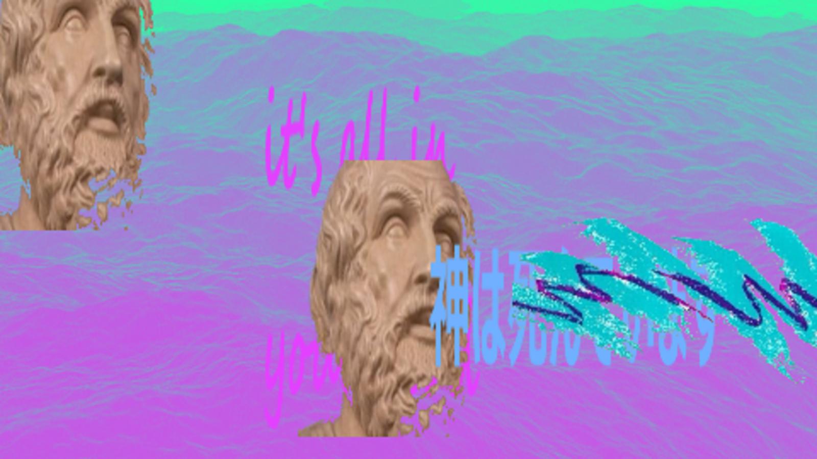 Vaporwave clipart Art clipart Vaporwave png by