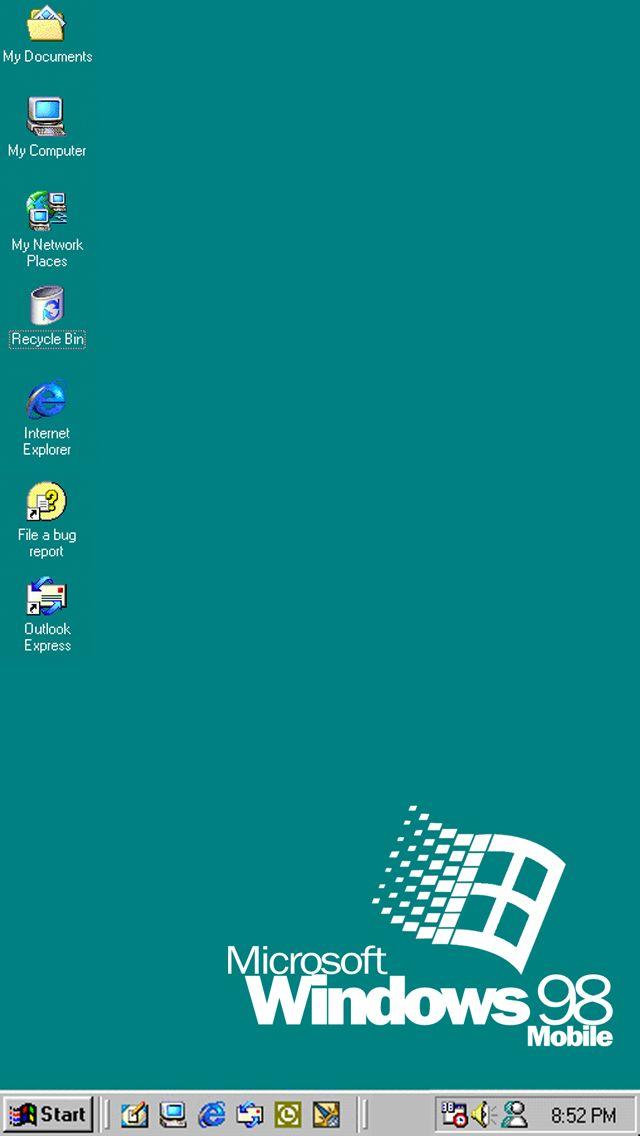 Vaporwave clipart windows 98 #4