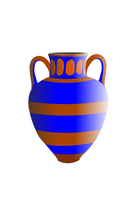 Vase clipart Download Vase And Fashioned Old