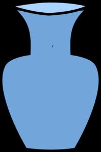 Blue Flower clipart vase Free vase%20clipart Vase Clipart Clipart